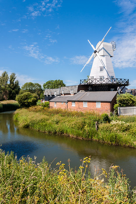 Gibbett Mill, Rye, Sussex, South East England, GB, UK.