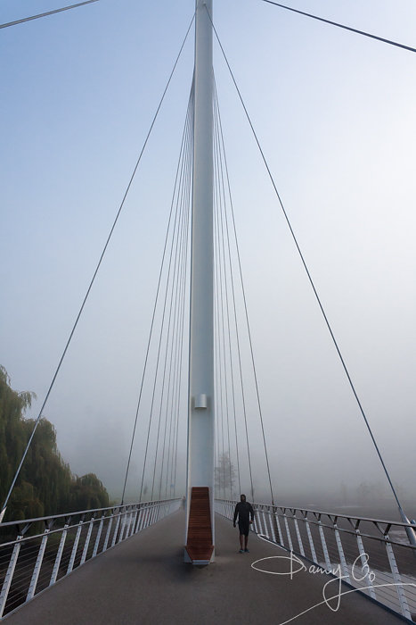 Reading Footbridge and Cycle Bridge