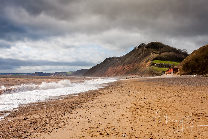 Branscombe Beach, Devon